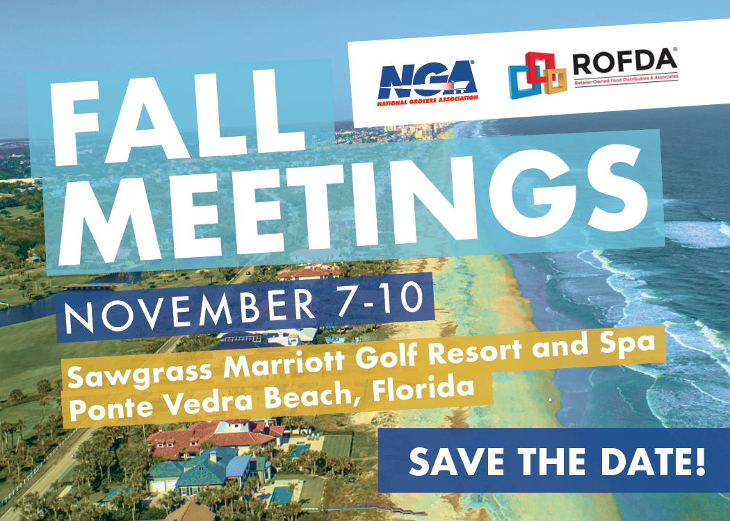 FALL Meetings Save the Date