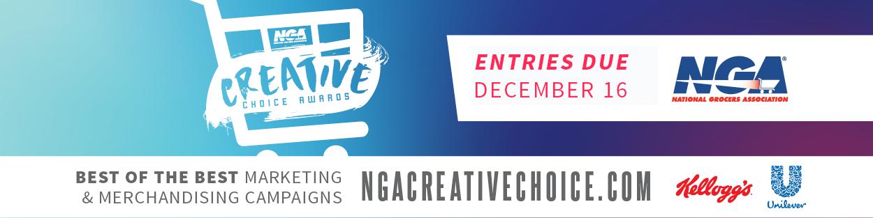 NGA Creative Choice Awards