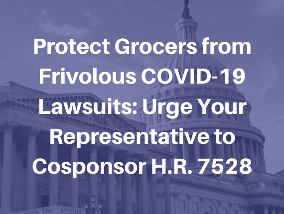 Protect Independent Grocers from Liability During the COVID-19 Crisis
